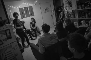 Sofa-Impro am 26.11.2016